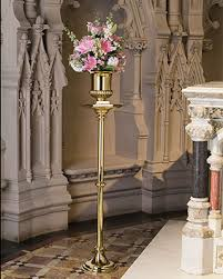 Vase Stands Cm Almy Brass Vase Stands