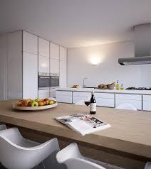Light Kitchen Bushman Dreyfus Architects Modern Kitchen New York With Regard To