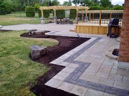 paver walkway design ideas slate stone antique gray standard