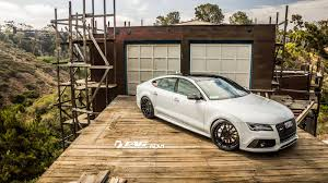 slammed audi wagon tricked out showkase a custom car sport truck suv exotic