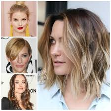 hairstyles for women with square faces in 2018 haircuts