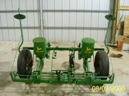 John Deere Planters by Jd 2 Row Corn Planter