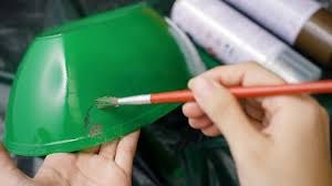 what is the best type of paint to use on slate how to paint on plastic with pictures wikihow