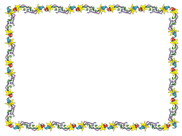 powerpoint template star certificate border by
