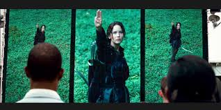 the hunger games the book versus the movie series and how they