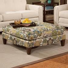 furniture cocktail ottoman for elegant coffee table design ideas