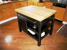 ikea butcher block kitchen island designs
