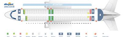 airbus a320 floor plan seat map airbus a320 200 allegiant air best seats in the plane