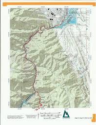 ct topo map book