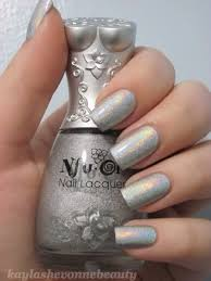 nails by kayla shevonne review u0026 swatches nfu oh holographic