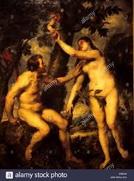 adam and eve the garden of eden peter paul rubens 1577 1640