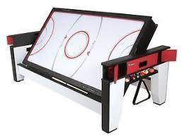 atomic 2 in 1 flip table 7 feet atomic 7 feet 2 in 1 flip table air hockey billiard table model