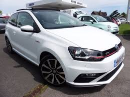 white volkswagen gti 2016 vw polo gti dsg white 2016 in chepstow monmouthshire gumtree