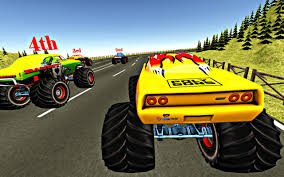 monster truck racing video offroad monster truck racing highway driving 3d android apps