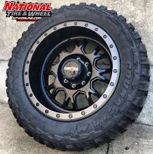 Federal Couragia Mt Tread Life 20x10 Vision Wheel Gv8 Invader Mounted Up To A 33x12 50r20 Federal