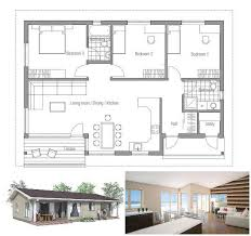 house plans with big windows small house plan affordable to build three bedrooms covered