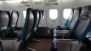 Most Comfortable Airlines Review Hawaiian Airlines Boeing 717 Economy Maui To Oahu