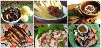 food aficionado distinct characteristics of philippine