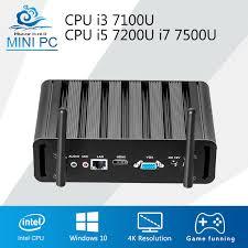 ordinateur de bureau en wifi mini pc windows 10 os 240 gb ssd mini ordinateur de bureau i7