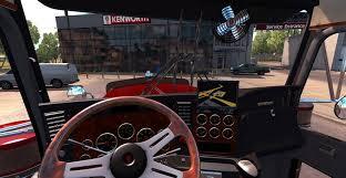 kenworth t680 engine kenworth t908 mod truck euro truck simulator 2 mods