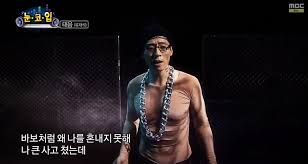 Challenge Nose And Yoo Jae Suk Parodies Taeyang S Nose To Apologize For