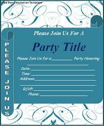 party invitations layout expin memberpro co