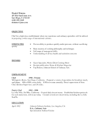 Best Australian Resume Examples by 20 Job Winning Chef De Partie Resume Samples Vinodomia