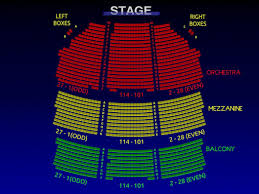 cadillac palace theatre seating chart theatre in chicago chicago