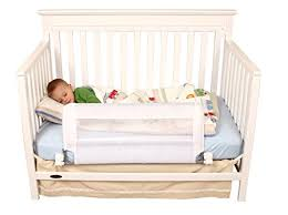 Crib Convertible To Toddler Bed Regalo Convertible Swing Crib Rail 34 Inches