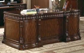 Brown Office Desk Rich Brown Home Office Desk Office Desks