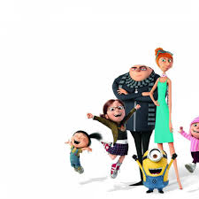 despicable me 3 hd 2017 wallpapers despicable me 3 gru lucy margo agnes edith minions 2017 hd