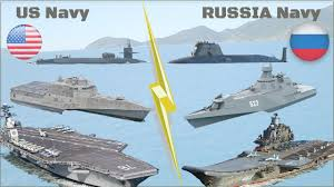 Us Navy Future Map Of United States by Russian Navy Vs United States Navy Compare Youtube