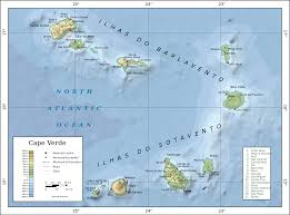 Azores Map Geography Of Cape Verde Wikipedia