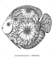 fish tattoo stock images royalty free images u0026 vectors shutterstock