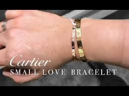 cartier bracelet love bracelet images The new quot small quot cartier love bracelet 2017 jpg