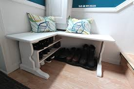 entryway table and bench corner entryway table front door table outside shoe storage
