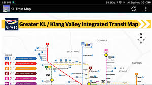 Dc Metro Rail Map by Klang Valley Kl Mrt Map Android Apps On Google Play