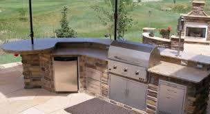 prefabricated outdoor kitchen islands prefab outdoor kitchen grill islands crafts home