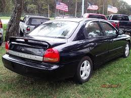 Hyundai Used Cars New Port Richey 1999 Hyundai Sonata Gls In New Port Richey Fl Blue Ribbon