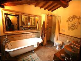 Tuscan Style Magazine Tuscan Bath Retreat Bathroom Designs - Tuscan bathroom design