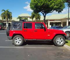red jeep nice bright red jeep wrangler protecautocare engineflush jeep