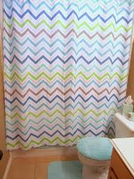 Chevron Bathroom Decor by Chevron Bathroom Sets With Shower Curtain And Rugs Carpets