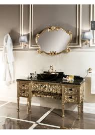 Classic Bathroom Furniture Impero Classic Bathroom Furniture With Marble Or Wood Top
