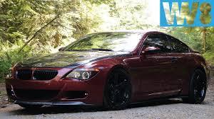 custom m6 bmw bmw e63 m6 v10 with csl carbon and custom exhaust