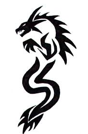 simple tribal dragon related keywords u0026 suggestions simple
