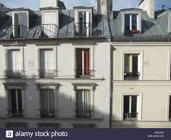 parisian apartments stock photos u0026 parisian apartments stock