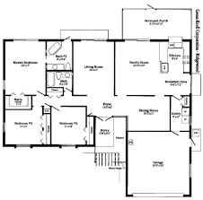 Floorplan Of A House Free Floor Plans For Houses Nice Ideas 4 Create A Floorplan House