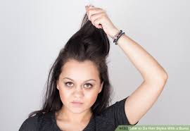 hair bump 3 ways to do hair styles with a bump wikihow