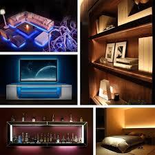 led strip lights for tv tv backlight kitcomputer case 5050 2m rgb usb led strip light with