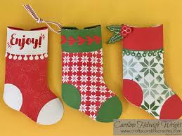 trim your stockings pillow boxes video tutorial with new stampin